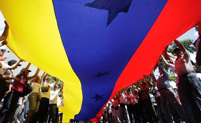 En Venezuela no hay gobierno por Carlos Valero