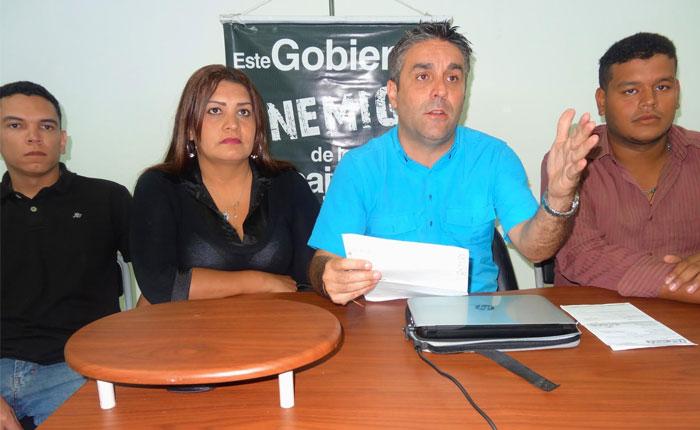 """Diputado José Prat: """"Estamos ante la peor crisis de agua que ha tenido Bolívar"""""""