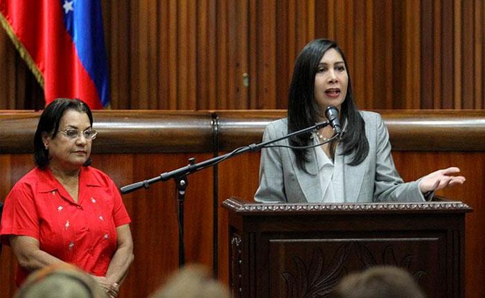 Presidenta del TSJ se pronuncia por aprobación del Decreto de Emergencia Económica