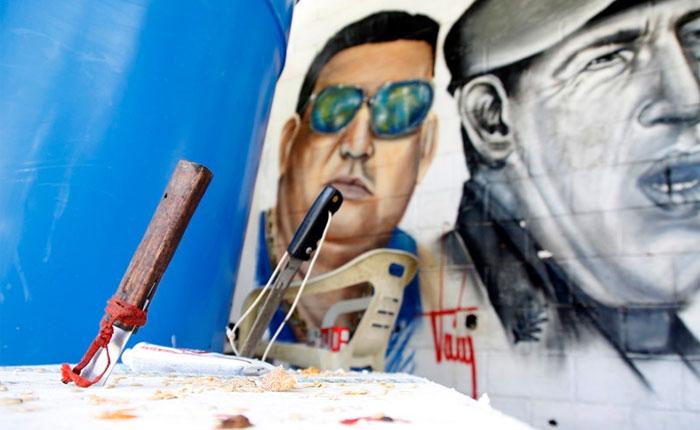 Ministerio de Servicio Penitenciario halló 22 armas durante requisa en penal de Margarita