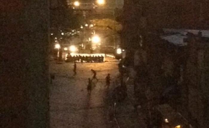Reportaron protesta en Petare por falta de agua y represión de la GNB
