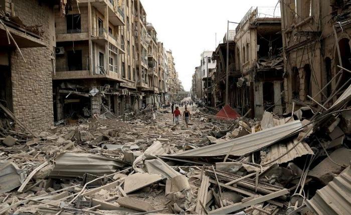 Siria, una sola opción, por Luis de Lion