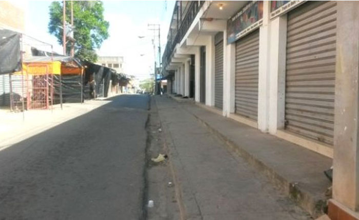Grupos hamponiles que controlan negocio del oro al sur de Bolívar impusieron toque de queda en Tumeremo