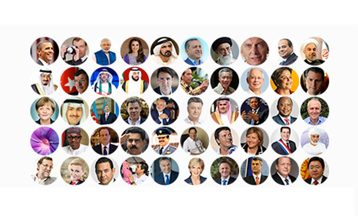 Barack Obama y Dmitry Medvedev son los más seguidos en Instagram