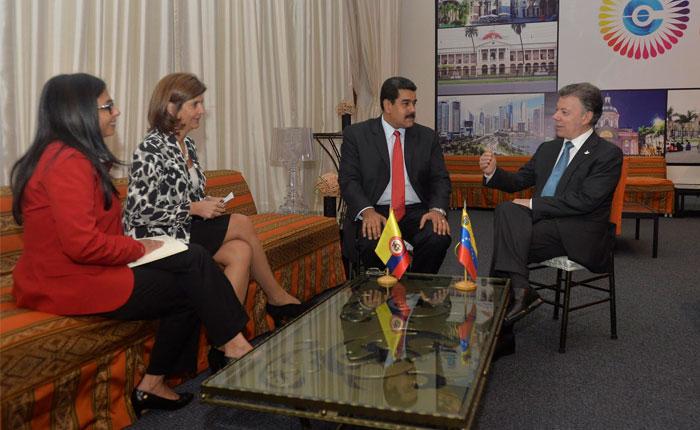 VenezuelayColombia