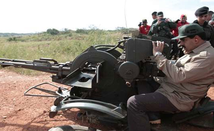 China desplazó a Rusia como principal proveedor de armas de Venezuela