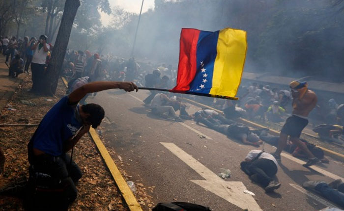 Image result for protestas en venezuela 2014
