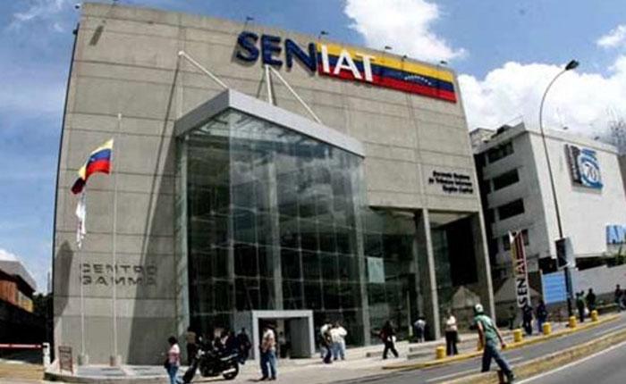 Seniat sancionó a comercios que no laboraron en el paro