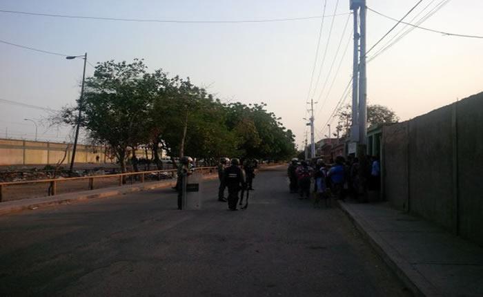 Rescate de vehículo robado habría desencadenado enfrentamiento en El Marite