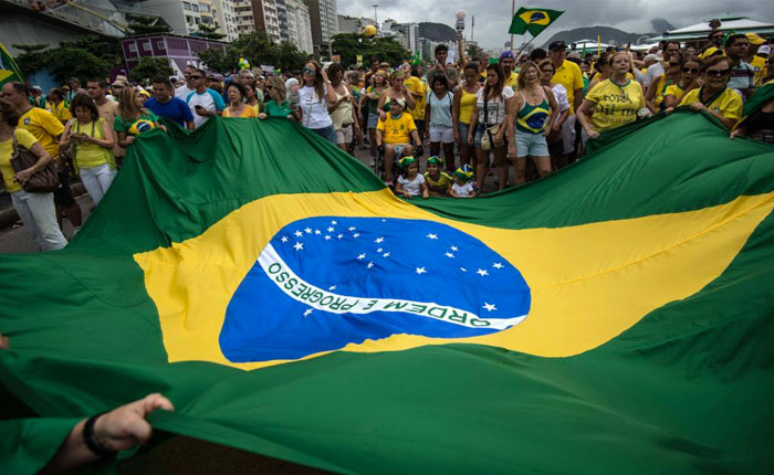 Brasil por José Toro Hardy