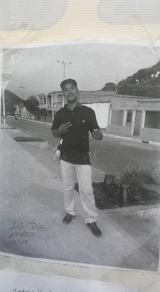 Luis Díaz (24 años)