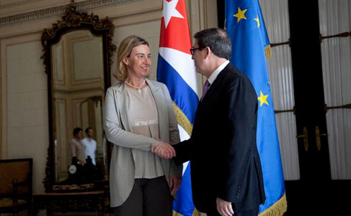 Se abre el diálogo entre Cuba y Unión Europea