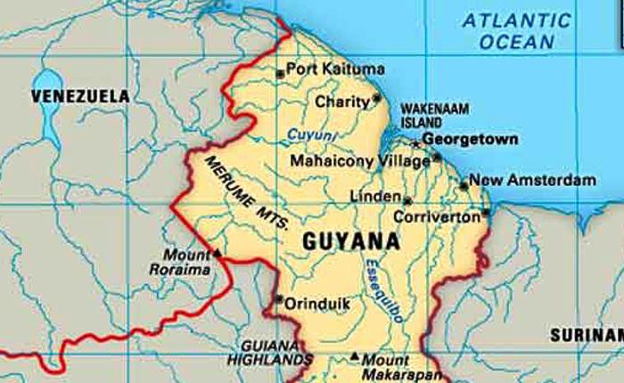 Guyana planea establecer