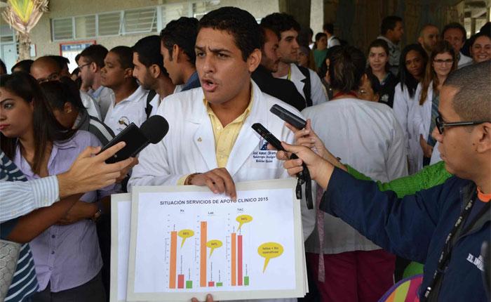 Diputado Olivares: Confirmado el primer caso de difteria en Caracas, en el Llanito