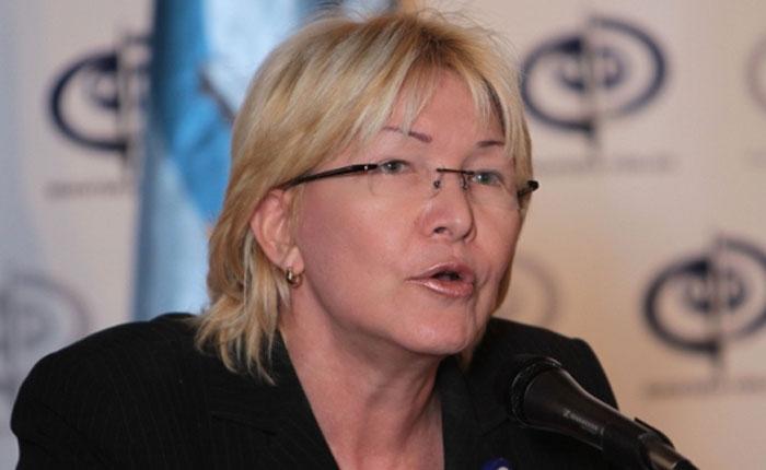 Luisa Ortega Díaz: Pronto se obtendrán resultados de investigaciones en Tumeremo