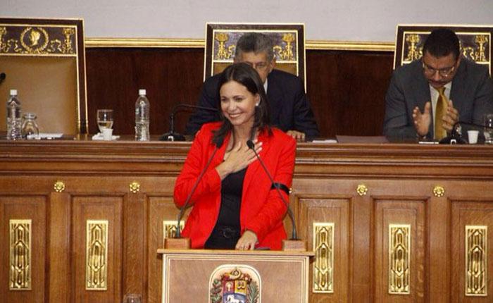 MaríaCorinaMachado