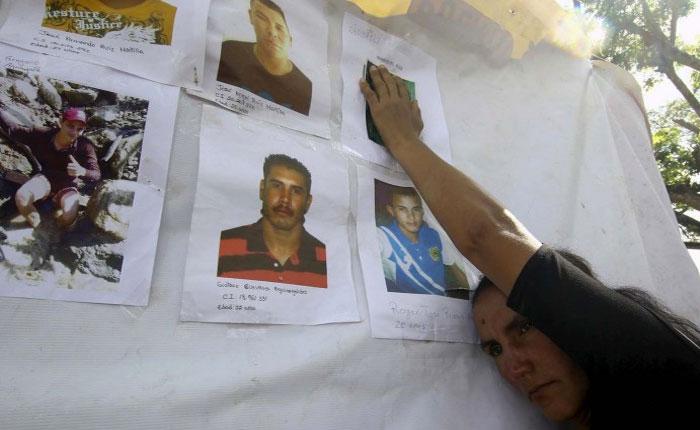 Ministerio Público confirmó la desaparición de 16 mineros en Tumeremo
