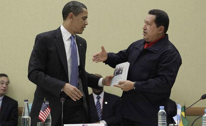 Informe Otálvora: De cómo Obama minimizó a Chávez diciendo que no era amenaza para EE.UU.