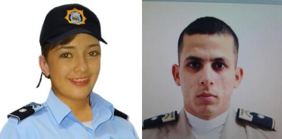 Policías asesinados en táchira