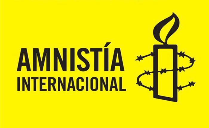 Amnistía Internacional: