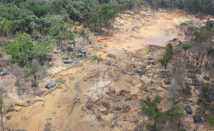 Gobierno crea una comisión presidencial para pueblos indígenas en la actividad minera