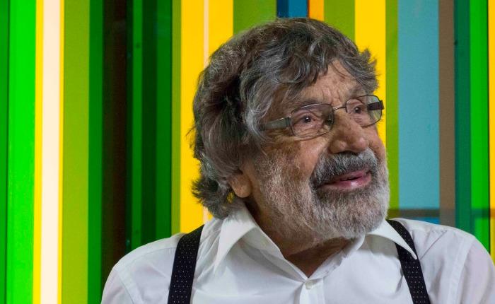 Carlos Cruz-Diez galardonado con el Premio Trebbia 2016