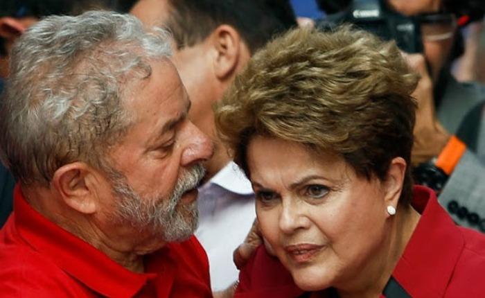 Dilma Rousseff: No retiraremos la candidatura de Lula da Silva