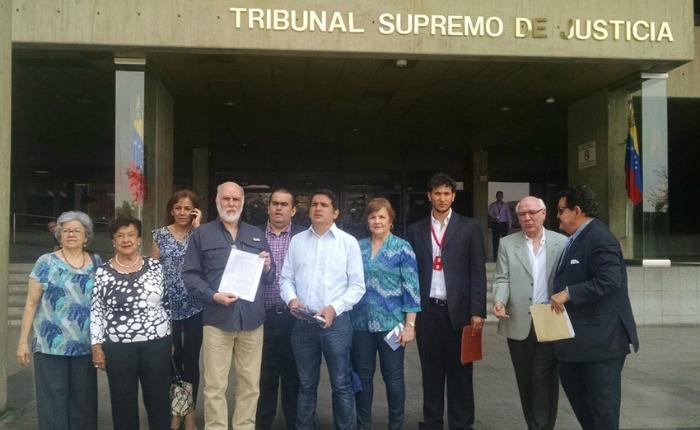 ONGs introdujeron recurso de amparo en favor de El Carabobeño