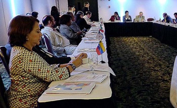 Defensa de la Diplomacia Urbana en Santo Domingo por Milos Alcalay