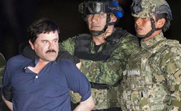 """""""El Chapo"""" Guzmán pide acelerar proceso de extradición a Estados Unidos"""