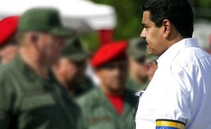 Militares del 4F exigen a Maduro renunciar