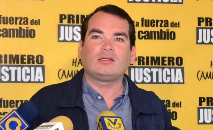Tomás Guanipa: CNE pretende impedir reparo de Primero Justicia