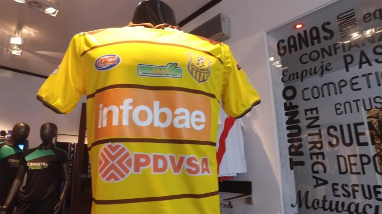 Infobae, sponsor de Trujillanos
