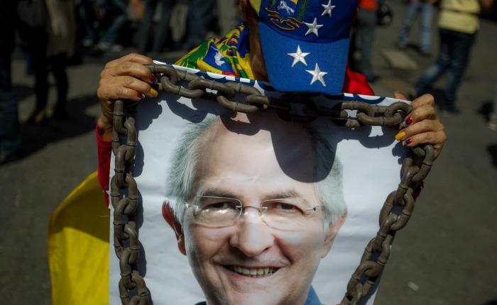 Delegación internacional recomienda a Maduro liberar al Alcalde Ledezma