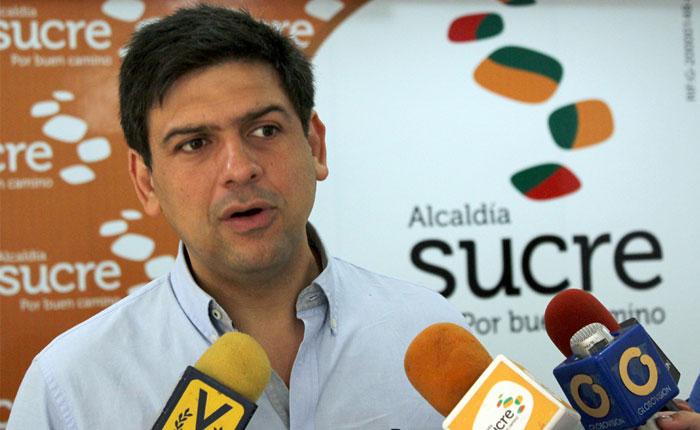 Datanalisis: 66,7% votaría por Carlos Ocariz para la Gobernación de Miranda