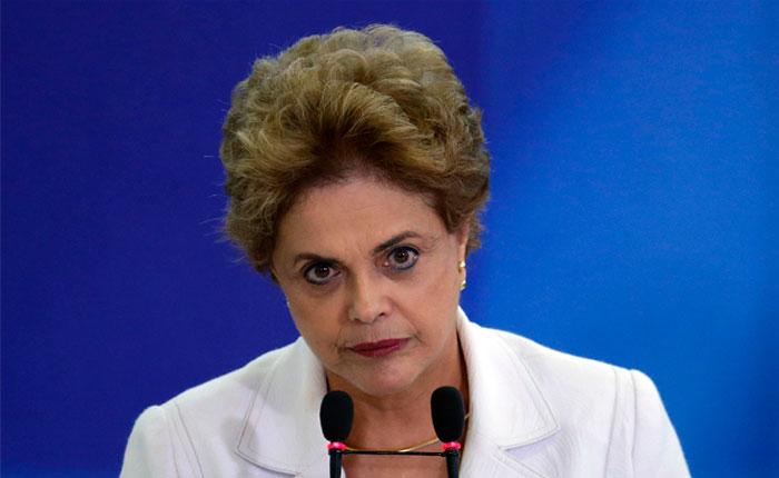 """Brasil: Dilma Rousseff llevará denuncias de """"golpe de Estado"""" a la ONU"""