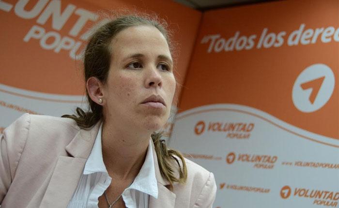 Diputada Bolívar: la guerra económica no la hacen los bachaqueros ni los empresarios sino el régimen de Maduro