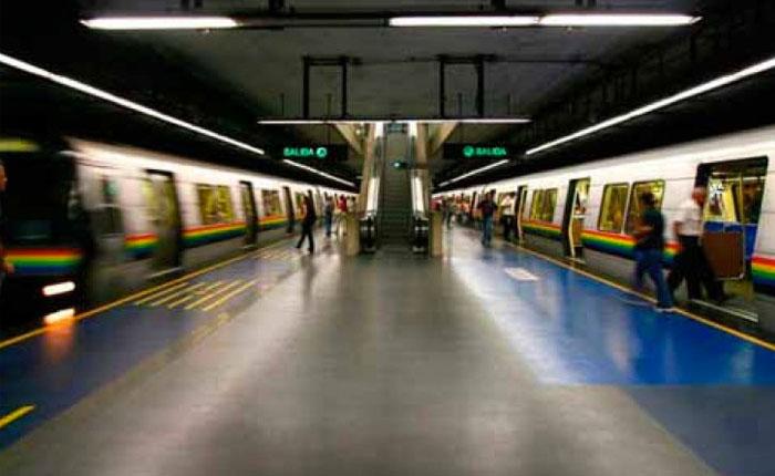 Metro de Caracas prepara plan para ajustarse al racionamiento eléctrico