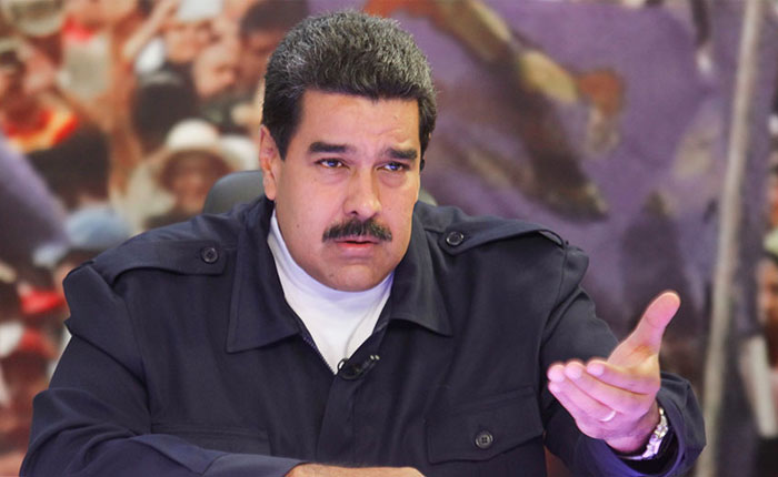 La guerra que Maduro rehúye por José Vicente Carrasquero A.