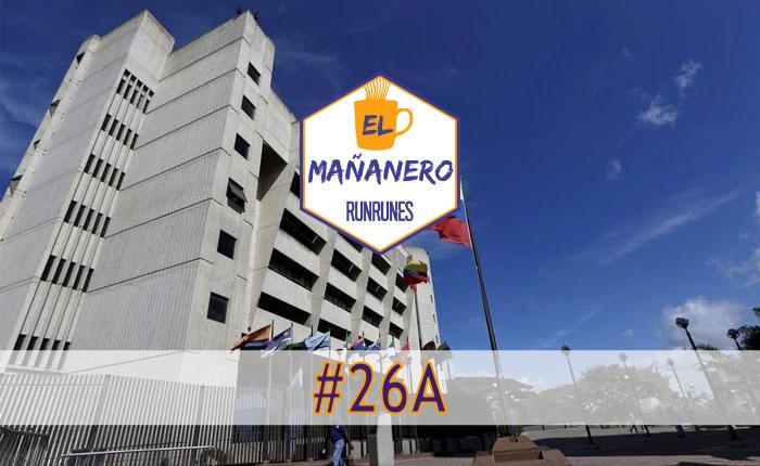 El Mañanero #26A: las 8 noticias que debes saber