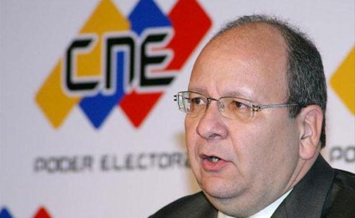 Ex rector del CNE:
