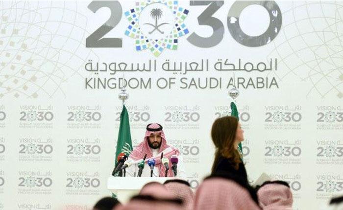 """""""Visión 2030"""", el plan de Arabia Saudita para dejar de depender del petróleo"""