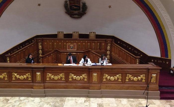 Comisión de Política Interior aprobó Ley del TSJ y de Referendúm