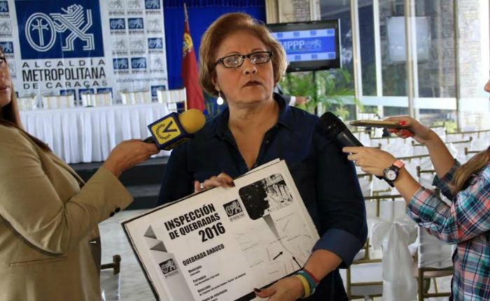 Alcaldesa Helen Fernández: Hoy estamos viviendo las consecuencias de no haber hecho prevención