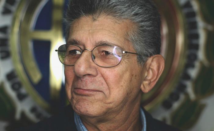 "Ramos Allup: ""Maduro va a salir de Miraflores por voto popular"""