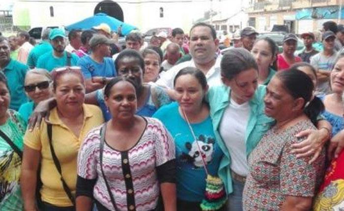 María Corina Machado denunciará ante la OEA caso de mineros en Bolívar