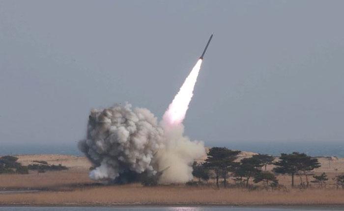 El misil lanzado por Corea del Norte tiene capacidad para llegar a Estados Unidos