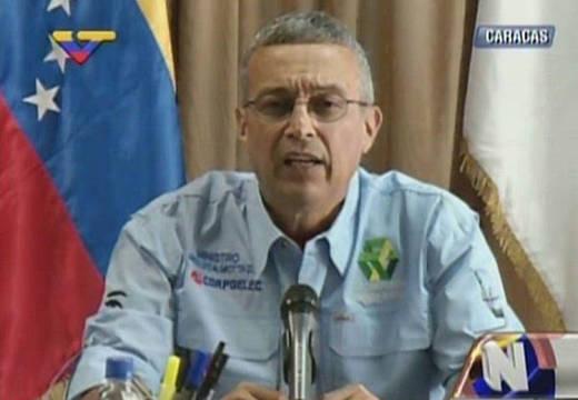 """Motta Domínguez: """"Esto es patriotismo"""", así anunció el ministro las medidas de racionamiento eléctrico"""