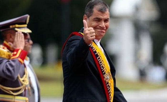 Corte Constitucional aprueba la solicitud de un referendo para la reelección de Correa