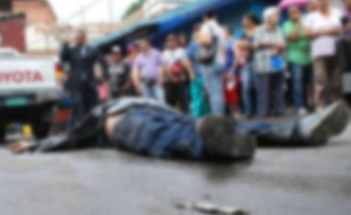 Caracas lidera el ranking de las ciudades más violentas del mundo